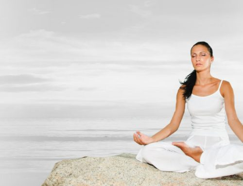 Meditation balances mind, body and soul